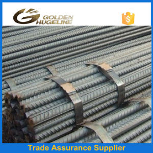 Steel Bar Deformed Steel Bar Iron Rods for Construction pictures & photos