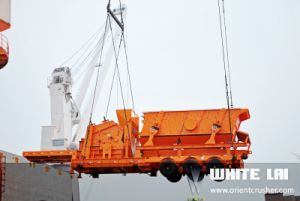 Track Mounted Mobile Crushing Plant pictures & photos