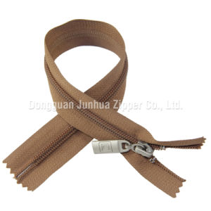3#Fancy Puller No End Nylon Coil Zipper (JH-NZ-16)