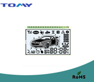 Tn Transmissive LCD Display for Instrument Panel pictures & photos