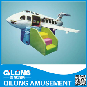 Hot Saling Electric Airplane Indoor Playground (QL-3007E) pictures & photos