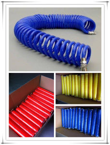 Coiled Air Hose, Spring Hose, PU Air Hose Chinese Manufacturer pictures & photos