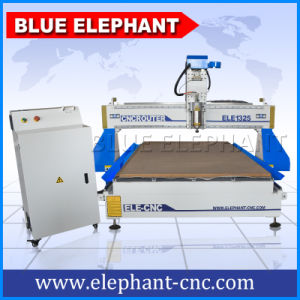 Desktop Hobby CNC Wood Router, 1325 CNC Desktop Rotary Wood Machine 4 Axis pictures & photos