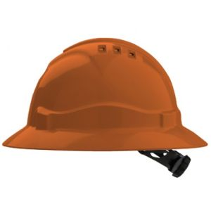 New Style Ventilated Full Brim Safety Hard Hat Ce397 pictures & photos