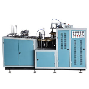 Paper Bow Forming Machine (DEBAO-B70) pictures & photos