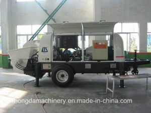 Trailer Concrete Pump -80m3/H pictures & photos