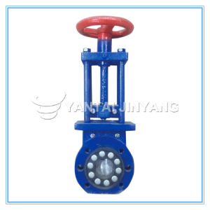 150lb Flanged Cast Steel Stainless Steel Parallel Gate Valve Knife Gate Valves