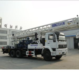 High Quality Truck with Drilling Rig