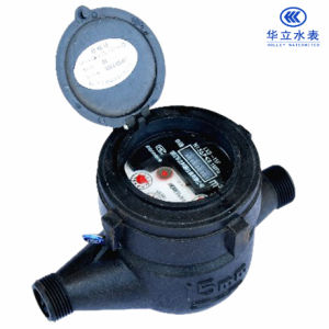 Multi Jet Plastic Water Meter (LXS-15E~LXS-25E) pictures & photos