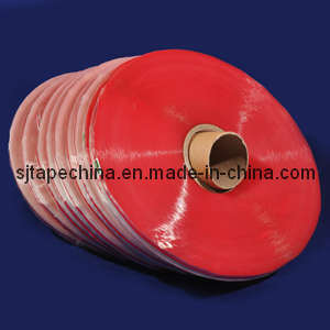 Re-Sealable Tape, Bag Sealing Tape with Red Line, Self-Adhesive Strip pictures & photos