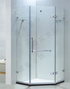 Popular Tempered Glass, Shower Door Architectural Safety Glass pictures & photos