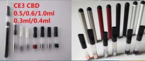 Ce3 Atomizer Cbd Hemp Oi Extract Vaporizer Pen Kit pictures & photos