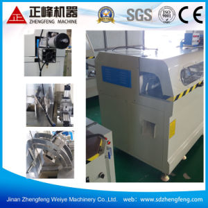 Automatic Corner Cutting Saw for Aluminum Doors pictures & photos