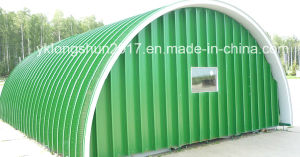 Mobil K Type Arch Roof Roll Forming Machine Ls-600-305 (120) pictures & photos