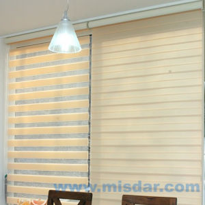 Professional Supplier of Zebra Horizontal Blind pictures & photos