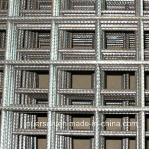 China Supplier Concrete Reinforcement Steel Welded Wire Mesh pictures & photos