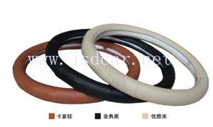 Car Steering Wheel Cover (JSD-P0038) pictures & photos