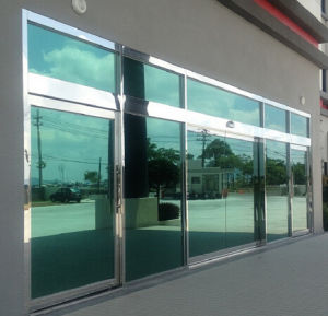 Low Price Automatic Door Systems Made in China (DS100) pictures & photos