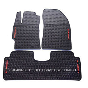 Rubber Floor Mat for Toyota Corolla (BT 1634) -Auto Parts pictures & photos