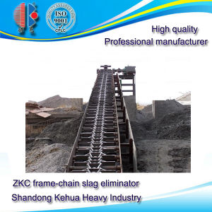Zkc Heavy Duty Frame Chain Slag Eliminator