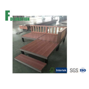 Outdoor Furniture Terrance Made From WPC