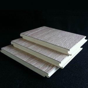 Good Quality WPC Laminated Flooring Fire-Resistant WPC Laminate Flooring Interior Decorative Flooring pictures & photos