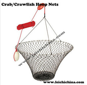 Wholesale OEM Crab and Crawfish Hoop Nets pictures & photos
