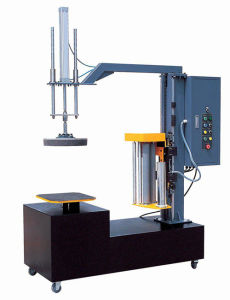 Carton Box Stretch Film Wrapping Machine pictures & photos