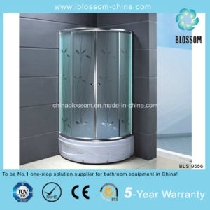 Hot Sale Easy Clean Acid Glass Shower Room (BLS-9556) pictures & photos