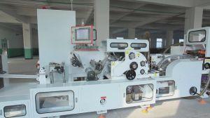 550PCS/Min Handkerchief Machine Mini Hanky Folder Printed Embossed Handkerchief pictures & photos