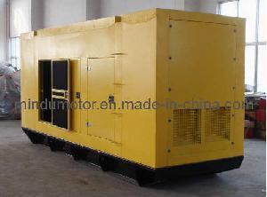 280kw/350kVA Silent New Canopy Cummins Diesel Generator pictures & photos