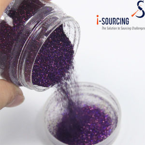 China Wholesaler Holographic Glitter Sequins Flakes for Nail Art pictures & photos