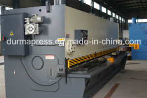 2017 QC11y 20X6000 CNC Guillotine Shearing Machine Price pictures & photos
