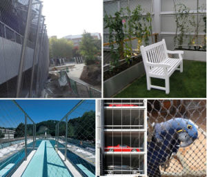 Architectural Stainless Steel Wire Mesh/Stainless Cable Mesh pictures & photos