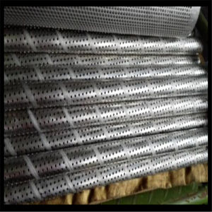 Perforated Stainless Steel Filter Tube pictures & photos