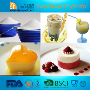 High Quality Natural Sugar-Free Sweetener Erythritol pictures & photos