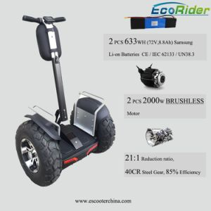 Two Wheels Self Balance Scooter 70km Mobility Scooter for Adults pictures & photos