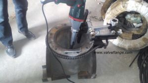 Mz-150 Portable Gate Valve Grinding Machine pictures & photos