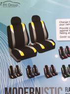 The Best Quality and Price Car Seat Cover (BT 2093) pictures & photos