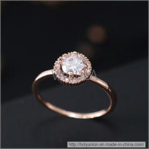 VAGULA Fashion Gold Wedding Ring (Hlr14175) pictures & photos