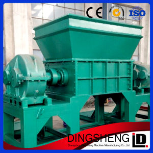 High Productivity Scrap Metal/Plastic Shredder Machine pictures & photos