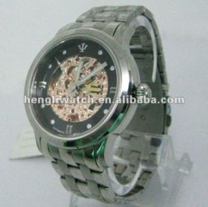 Fashion Automatic Watches, Men Stainless Steel Watches 15036 pictures & photos