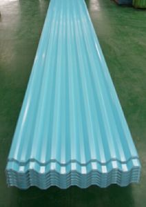 Aluminium Corrugated Sheet for Roofing pictures & photos