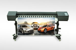 1.8m Dx7 Eco Solvent Printer pictures & photos
