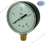 Plastic Case Bottom Manometer En837.1 pictures & photos