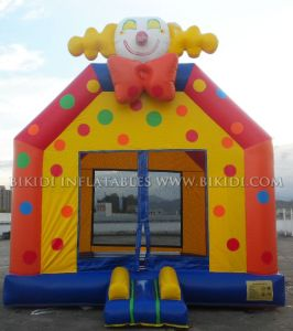 Inflatable Clown Bouncy Castle, Theme Bouncer (B1152) pictures & photos