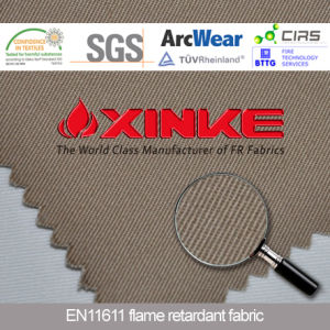 China Supplier of Cn Flame Retardant Fabric for Uniform