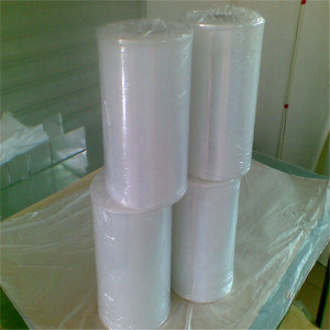China Supplier Packaging LLDPE Stretch Film Best-Selling PE Shrink Film pictures & photos