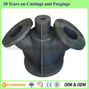 Cast Grey/Ductile Iron Sand Casting (SC-27) pictures & photos
