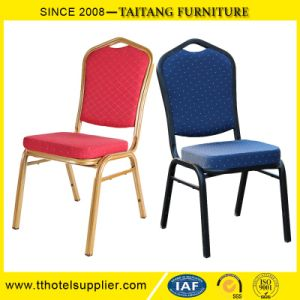 Hotel Metal Dining Banquet Chair for Malaysia pictures & photos